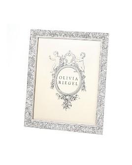 """Olivia Riegel - Windsor Crystal Studded Frame, 8"""" x 10"""""""