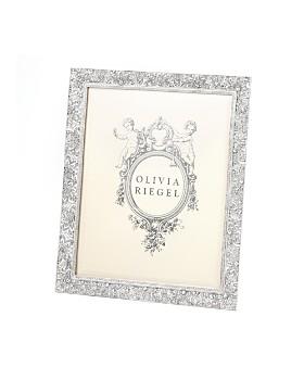 """Olivia Riegel - """"Windsor"""" Crystal Studded Frame, 8"""" x 10"""""""