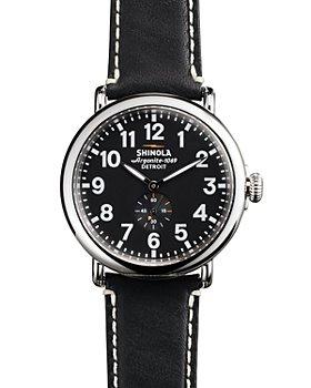Shinola - The Runwell Black Watch, 47mm