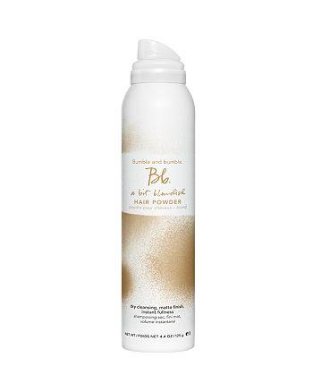 Bumble and bumble - Bb. Blondish Hair Powder 4 oz.