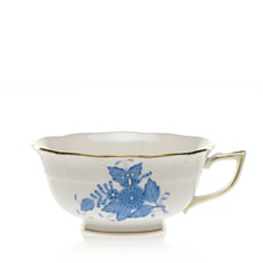 Herend Chinese Bouquet Blue Teacup - Bloomingdale's_0