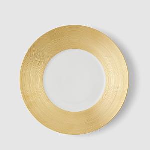 Jl Coquet Hemisphere Dessert Plate, Gold