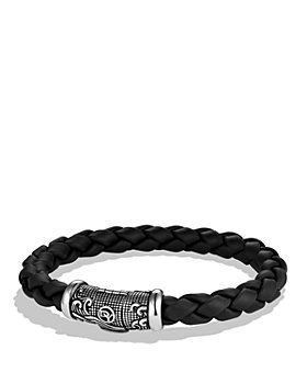David Yurman - Waves Bracelet in Black