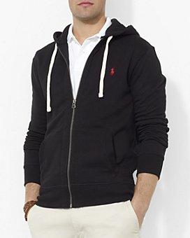 Polo Ralph Lauren - Classic Full-Zip Fleece Hoodie