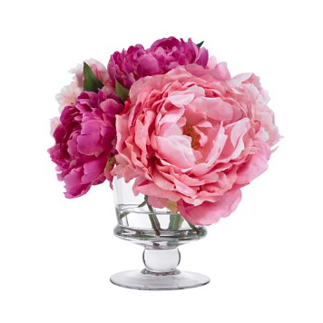 $BLOOMS by Diane James Pink Peony Bouquet - Bloomingdale's