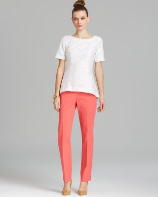 Bleecker Cropped Skinny Pants
