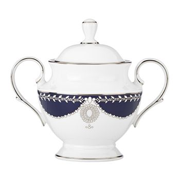 Marchesa by Lenox - Empire Pearl Sugar Bowl