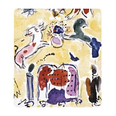 Bernardaud Marc Chagall Levy Tribe Rectangular Tray - Bloomingdale's Registry_0