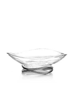 Nambé - Nambé Braid Collection Centerpiece Bowl