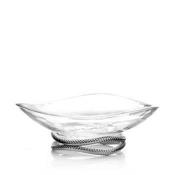 Nambé - Braid Collection Centerpiece Bowl