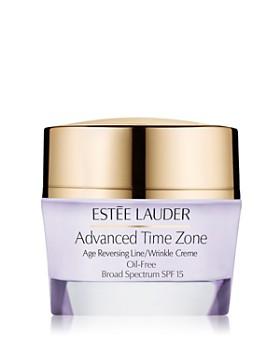 Estée Lauder - Advanced Time Zone Age Reversing Line/Wrinkle Creme Oil-Free SPF 15