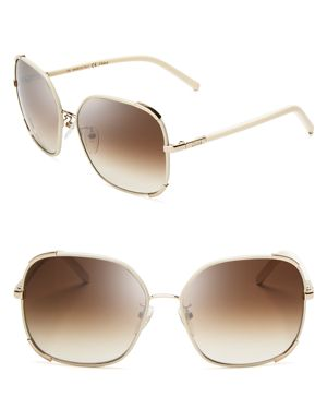 Chloe Nerine Sunglasses, 58mm