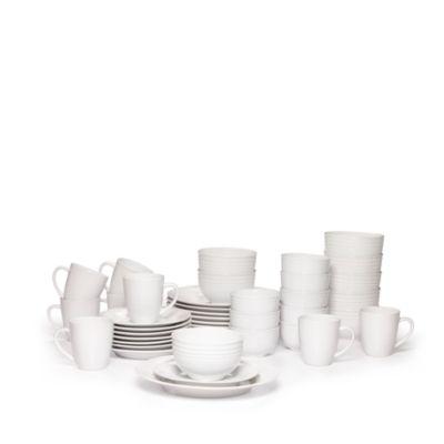 pdpImgShortDescription  sc 1 st  Bloomingdaleu0027s & Mikasa Spiral 40 Piece Dinnerware Set | Bloomingdaleu0027s