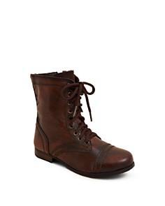 STEVE MADDEN - Girls' Troopa Boots - Little Kid, Big Kid