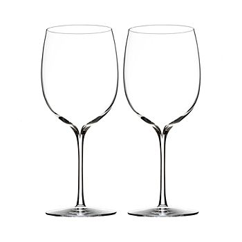 Waterford - Elegance Bordeaux Wine Glass, Pair