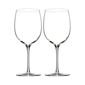 Waterford Elegance Bordeaux Wine Glass, Pair