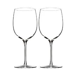 Waterford Elegance Bordeaux Wine Glass, Pair