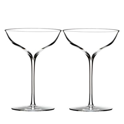 $Waterford Elegance Champagne Belle Coupe Glass, Pair - Bloomingdale's