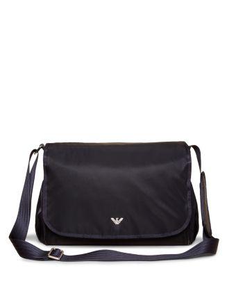 93311fa9e46 Armani Junior Diaper Bag   Bloomingdale s