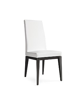 Calligaris - Leather Bess Side Chair