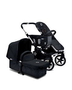 Bugaboo Donkey Tailored Fabric Set with Extendable Sun Canopy - Bloomingdale's_0