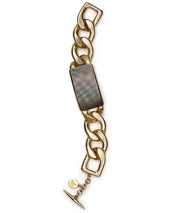 Sam Edelman - Textured Chain Bracelet