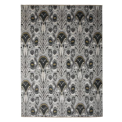 """Bloomingdale's - Ikat Collection Oriental Rug, 9'3"""" x 12'7"""""""