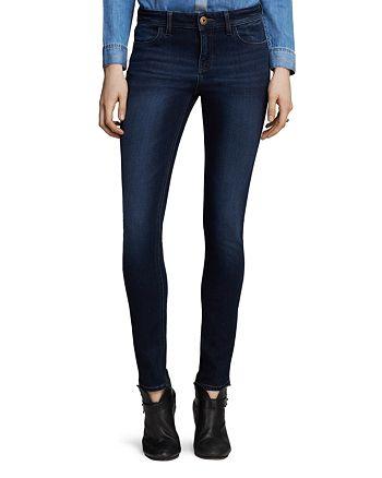 DL1961 - Florence Instasculpt Skinny Jeans in Warner