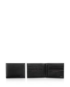 adf11fab5e08 Tumi - RFID Delta Global Double Bi-Fold Wallet ...