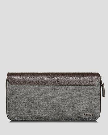 Tumi - Astor Large Zip Around Travel Wallet