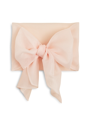 Us Angels Girls' Wide Organza Sash - Little Kid