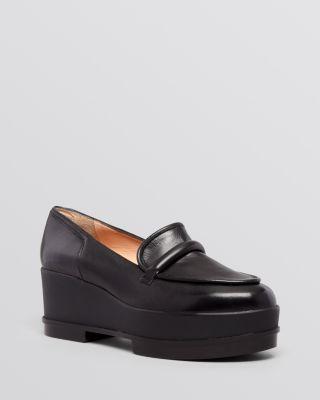 Clergerie Robert Platform Loafers