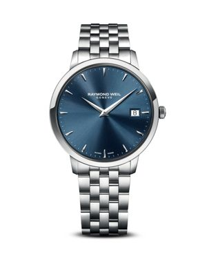 RAYMOND WEIL 5488-St-50001 Toccata Stainless Steel Watch in Silver