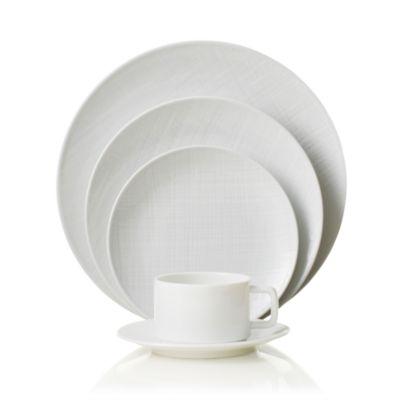 Organza Service Plate