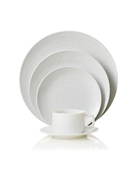 Bernardaud - Organza Dinnerware Collection