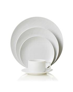 Bernardaud - Organza Dinnerware Collection