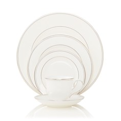 Lenox Federal Platinum Dinnerware Collection - Bloomingdale's Registry_0