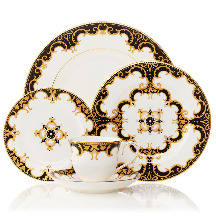 Marchesa by Lenox - Baroque Night Dinnerware