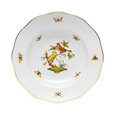 Herend Rothschild Bird Rimmed Soup Bowl, Motif #6 - Bloomingdale's_0