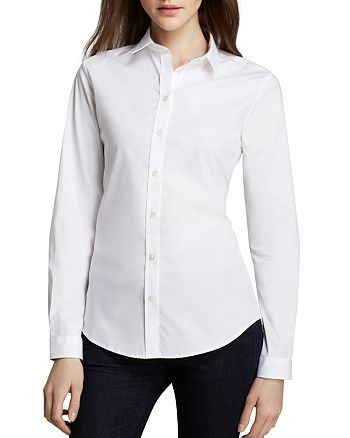 Burberry - Basic Button-Down Blouse