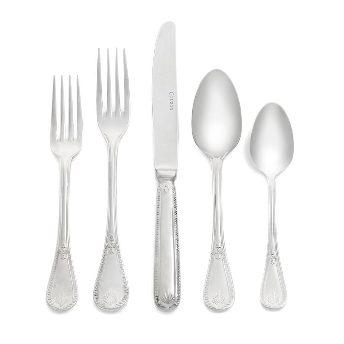 "Couzon - ""Consul"" Silverplate Flatware"