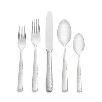 Ricci Argentieri - Anvil 5 Piece Place Setting