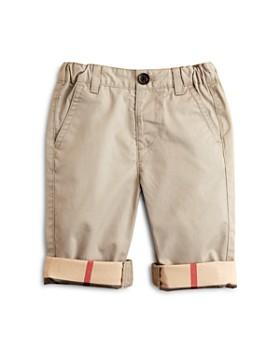 Burberry - Boys' Khaki Pants - Baby