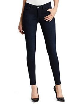 PAIGE - Transcend Verdugo Ultra Skinny Jeans in Tonal Mona