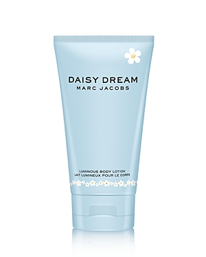 marc jacobs female marc jacobs daisy dream luminous body lotion