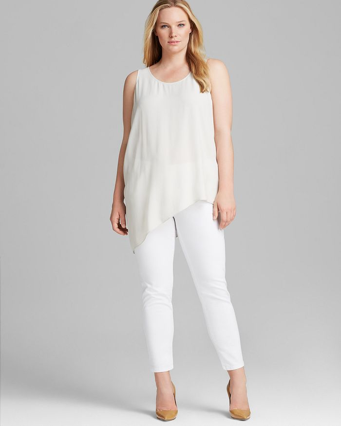 Eileen Fisher Plus - Top & Jeans