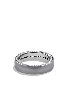 David Yurman - Streamline® Narrow Band Ring