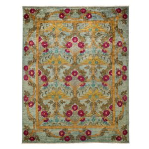 Morris Collection Oriental Rug, 8'10 x 12'