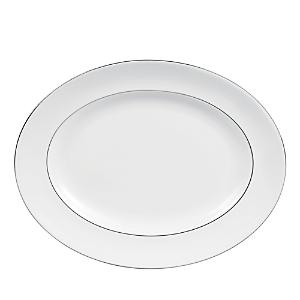Vera Wang Wedgwood Blanc Sur Blanc 15 Platter