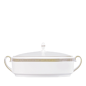 vera wang vera wang wedgwood vera lace covered vegetable